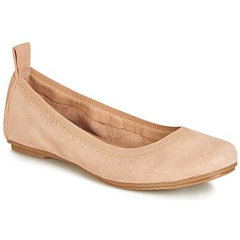 Pantofi Fete Balerin și Balerini cu curea André PEPITE Roz
