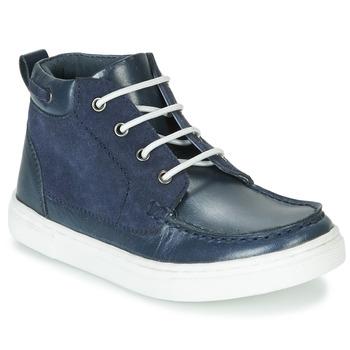 Pantofi Băieți Ghete André PIRATE Bleumarin