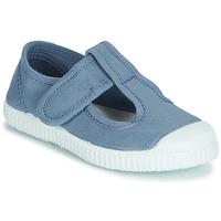 Pantofi Fete Sandale  André NAVIRE Albastru