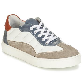 Pantofi Băieți Pantofi Derby André ALBATROS Alb