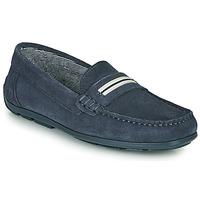 Pantofi Băieți Mocasini André ROMARIN Albastru