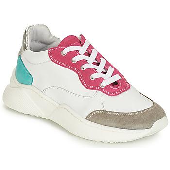 Pantofi Fete Pantofi sport Casual André WENDY Alb / Roșu / Albastru