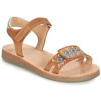 Pantofi Băieți Sandale  André SEVILLE Camel