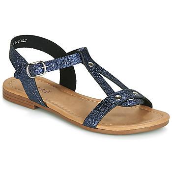 Pantofi Băieți Sandale  André TOUFOU E Albastru