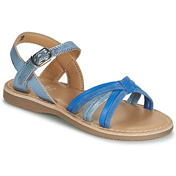Pantofi Băieți Sandale  André AZUR Albastru