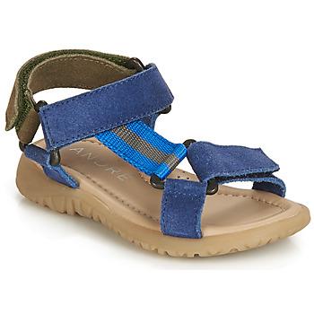 Pantofi Băieți Sandale și Sandale cu talpă  joasă André SUEZ Albastru
