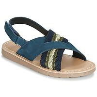 Pantofi Băieți Sandale și Sandale cu talpă  joasă André GABRIEL Bleumarin