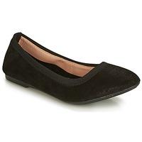 Pantofi Femei Balerin și Balerini cu curea André CARLARA Negru