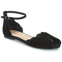 Pantofi Femei Sandale  André SERINGAT Negru