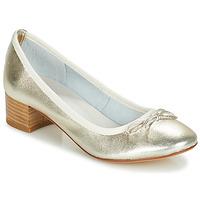 Pantofi Femei Pantofi cu toc André POETESSE Auriu