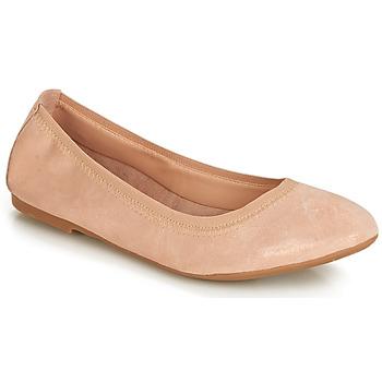 Pantofi Femei Balerin și Balerini cu curea André CARLARA Roz
