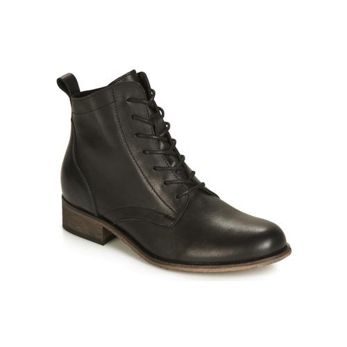 Pantofi Femei Ghete André GODILLOT Negru