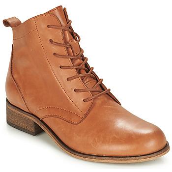 Pantofi Femei Ghete André GODILLOT Camel