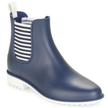 Pantofi Femei Cizme de cauciuc André SKIPPER Albastru