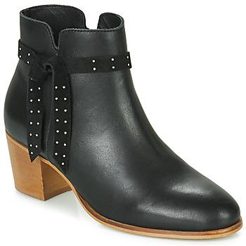 Pantofi Femei Botine André ROMANE Negru