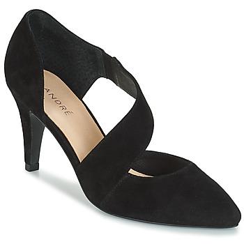 Pantofi Femei Pantofi cu toc André SOIE Negru