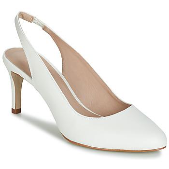 Pantofi Femei Pantofi cu toc André CASINO Alb