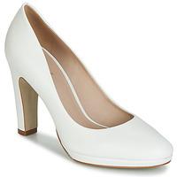 Pantofi Femei Pantofi cu toc André CALI Alb