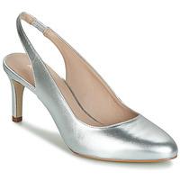 Pantofi Femei Pantofi cu toc André CASINO Argintiu