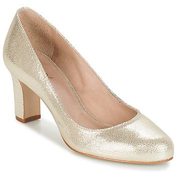 Pantofi Femei Pantofi cu toc André CINTIA Auriu