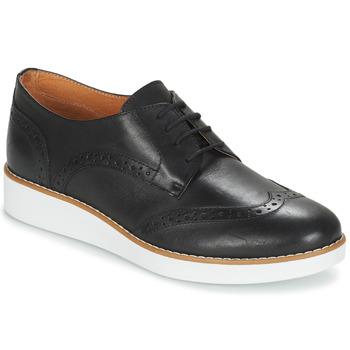 Pantofi Femei Pantofi Derby André CAROU Negru