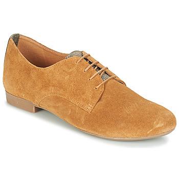 Pantofi Femei Pantofi Derby André CAMARADE Coniac