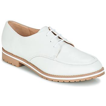 Pantofi Femei Pantofi Derby André CHARLELIE Alb