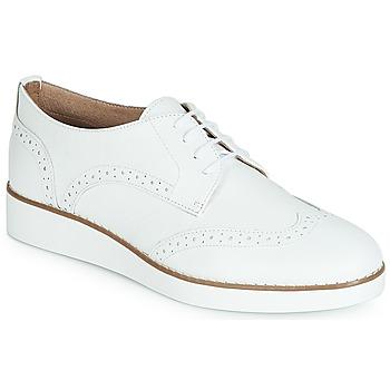 Pantofi Femei Pantofi Derby André CAROU Alb