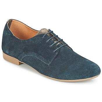 Pantofi Femei Pantofi Derby André CAMARADE Albastru