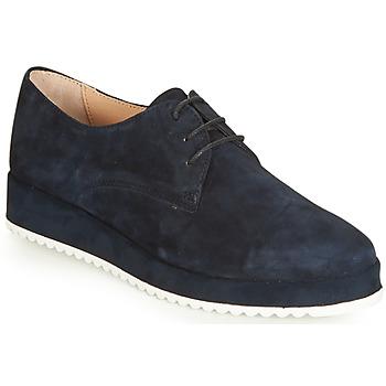 Pantofi Femei Pantofi Derby André CRISS Bleumarin