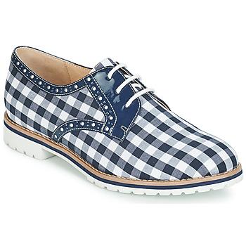 Pantofi Femei Pantofi Derby André DERIVEUR Albastru
