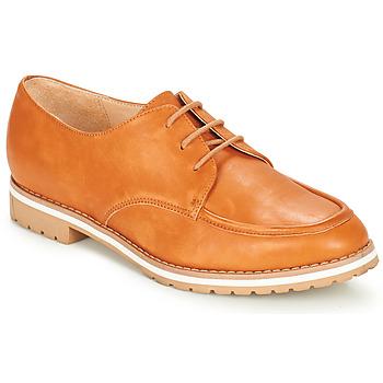 Pantofi Femei Pantofi Derby André CHARLELIE Camel