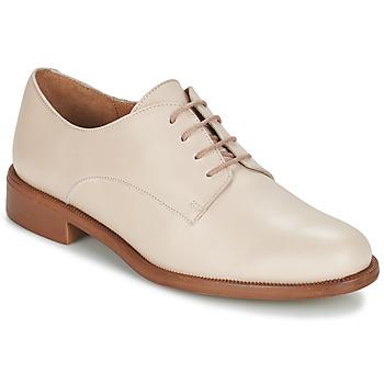 Pantofi Femei Pantofi Derby André LOUKOUM Bej