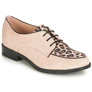 Încăltăminte Femei Pantofi Derby André CAPVERT Leopard