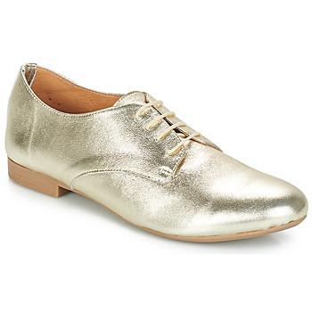 Pantofi Femei Pantofi Derby André COMPLICITY Auriu