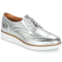 Pantofi Femei Pantofi Derby André CAROU Argintiu
