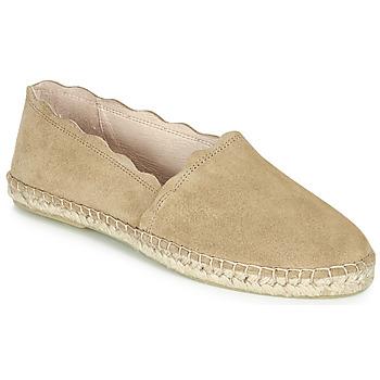 Pantofi Femei Espadrile André RHUM Taupe