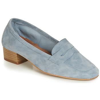 Pantofi Femei Mocasini André SENLIS Albastru