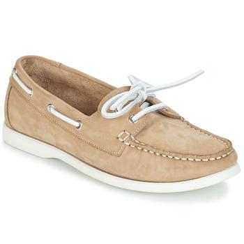 Pantofi Femei Pantofi barcă André CATBOAT Bej