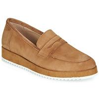 Pantofi Femei Mocasini André CLICK Camel