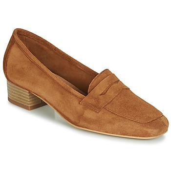 Pantofi Femei Mocasini André SENLIS Camel