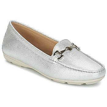 Pantofi Femei Mocasini André CABRIOLE Argintiu
