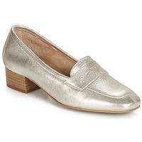 Pantofi Femei Mocasini André SENLIS Argintiu