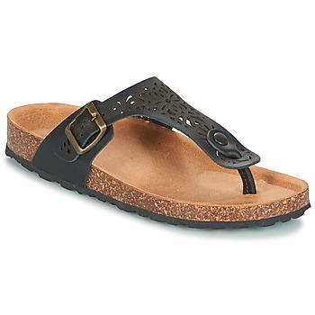 Pantofi Femei  Flip-Flops André RILA Negru