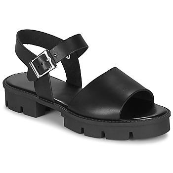 Pantofi Femei Sandale  André ABRICOT Negru