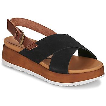 Pantofi Femei Sandale  André REINE Negru