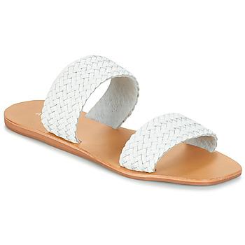 Pantofi Femei Papuci de vară André CHUPA Alb