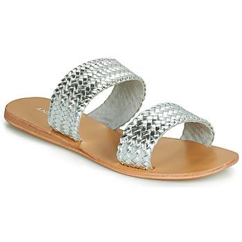Pantofi Femei Sandale  André CHUPA Argintiu