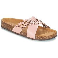 Pantofi Femei Papuci de vară André ROULADE Roz