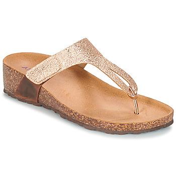 Pantofi Femei  Flip-Flops André ROMY Roz